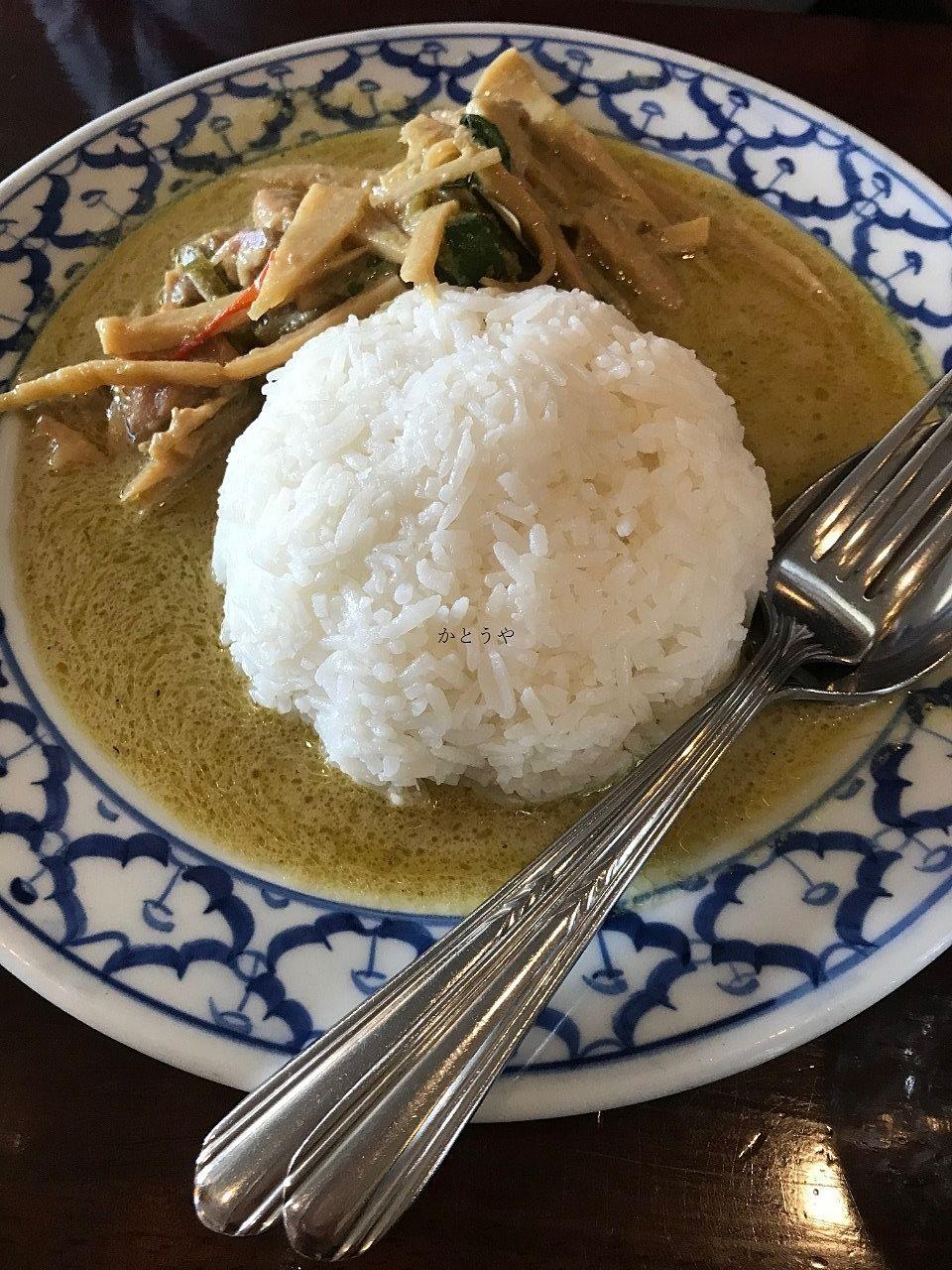 私が一番美味しいと思うタイ料理屋さん 北千住ライカノさん