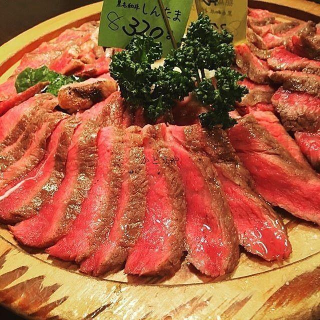 秋葉原の暴走熟成肉庫肉アバンギャルドさんで熟成肉をたべました。