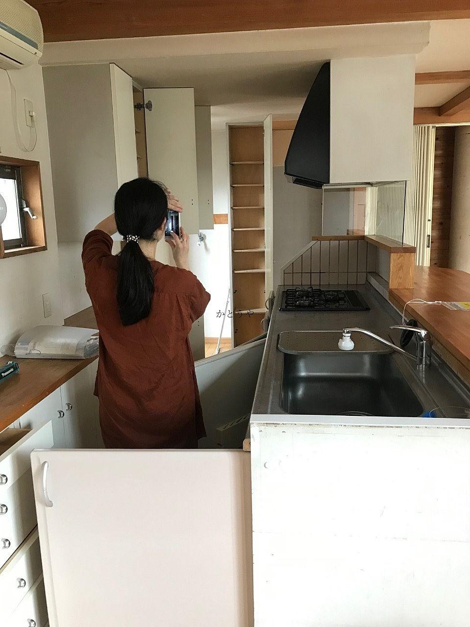 神田が撮る!ご入居前の室内確認してきました。