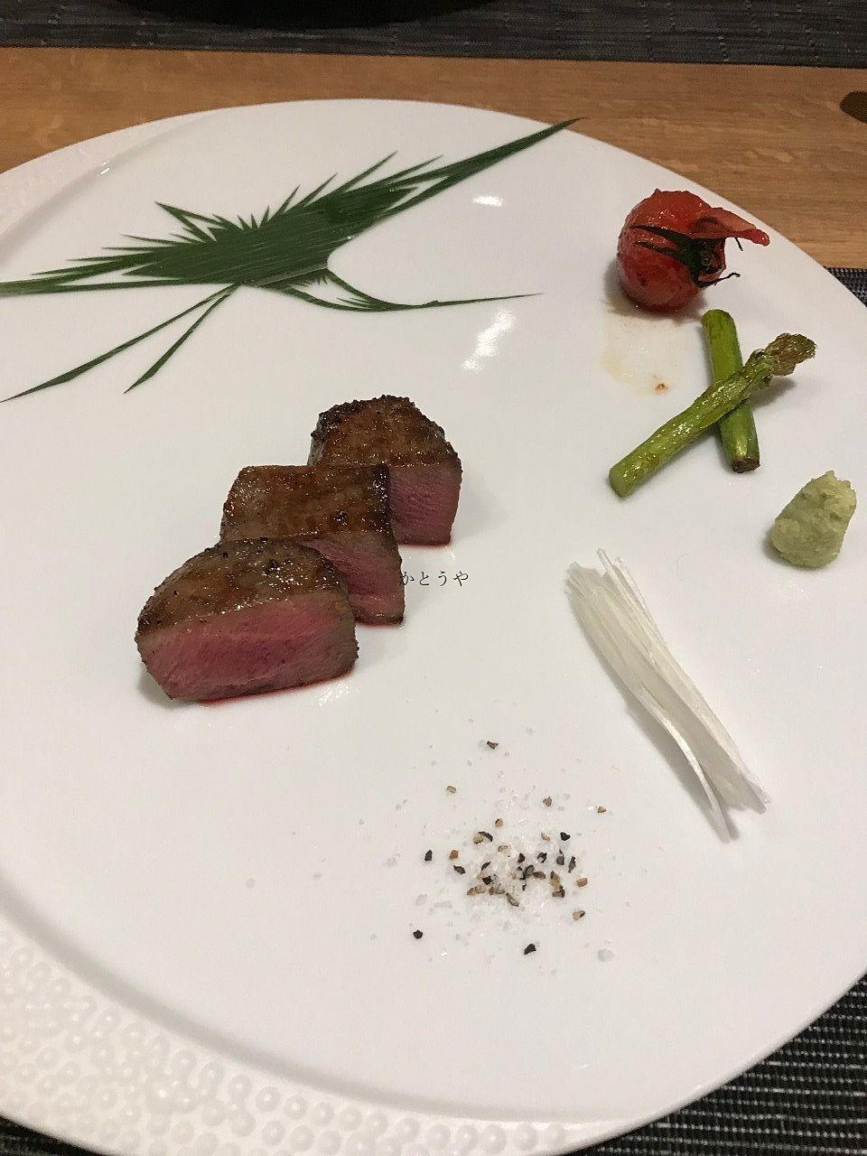 特別な日の焼肉:肉割烹 加賀屋さん