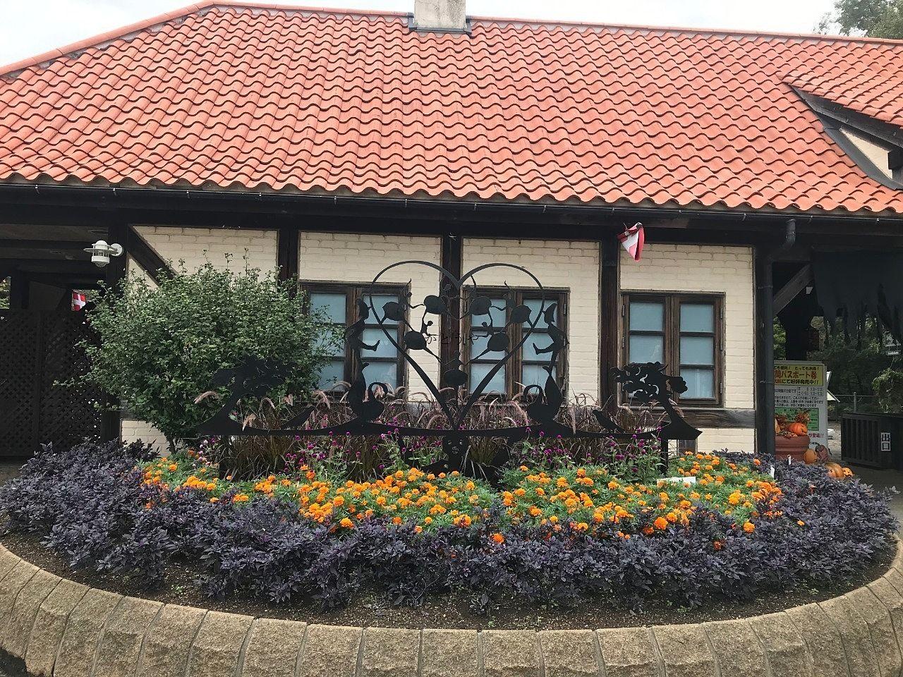 ふなばしアンデルセン公園は季節によって色とりどりのお花が植えられています