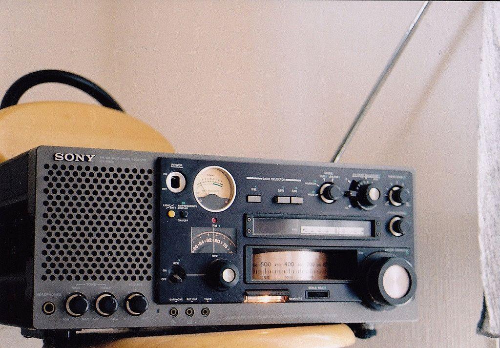 ネットラジオ始めました!
