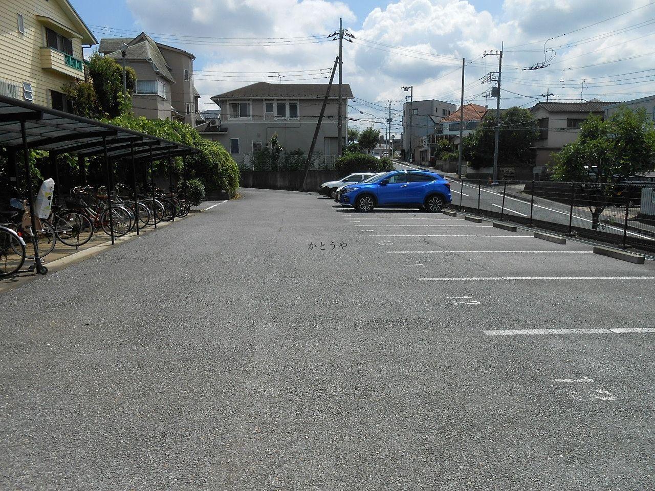 駐車場 パーキング 車