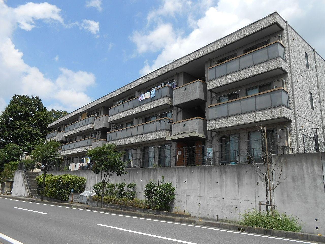 【契約済】三輪野山のマンション「アルファコート流山」