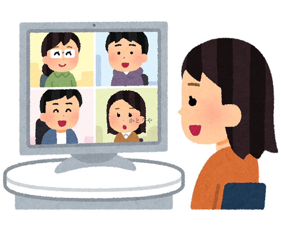 名寄YEGさん、宮古島YEGさんとオンライン交流会をしました。