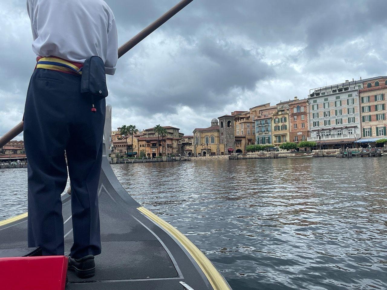 ゴンドラ、雰囲気あっておすすめですよ。ヴェネツィア気分。