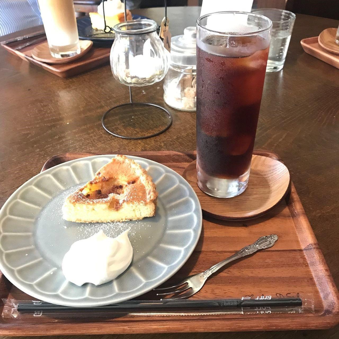 流鉄流山線平和台駅近くのカフェ