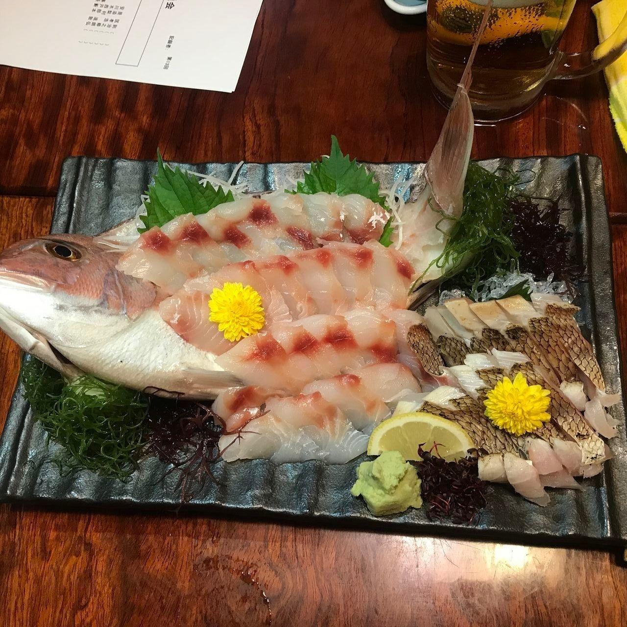 南流山金寿司さんで打ち上げをしました。