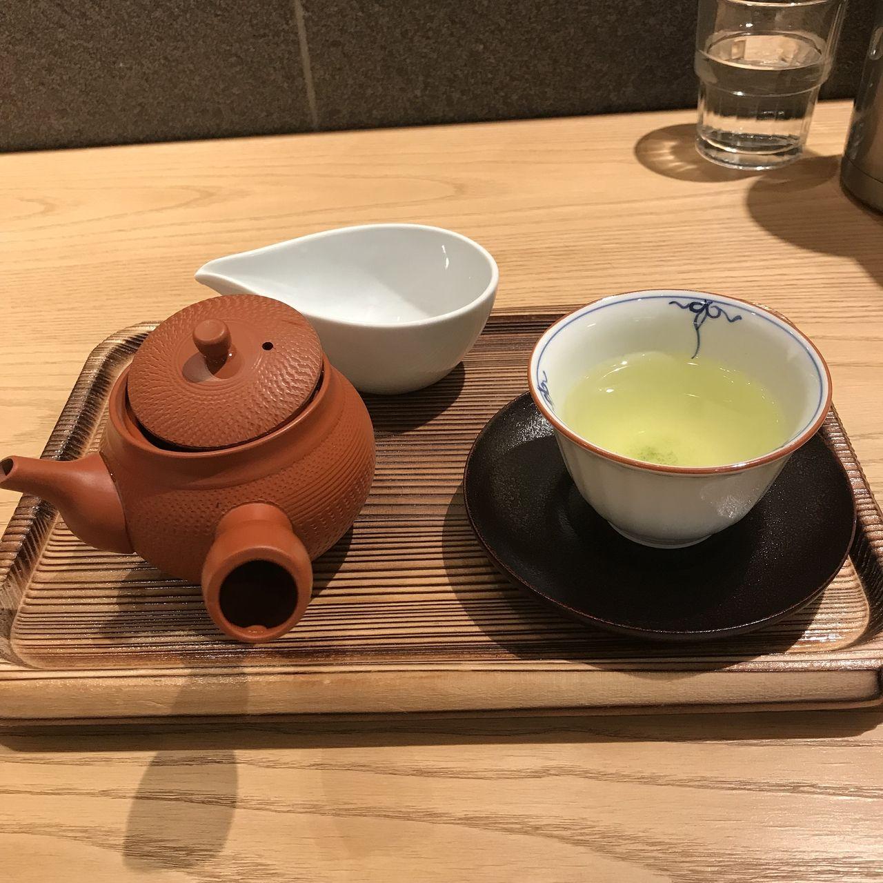 林屋新兵衛さんは元々お茶屋さんです。